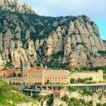 Достопримечательности Испании. монастырь Монтсеррат.