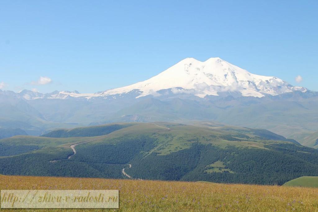 Приэльбрусье, Эльбрус, Горы Кавказа, фото