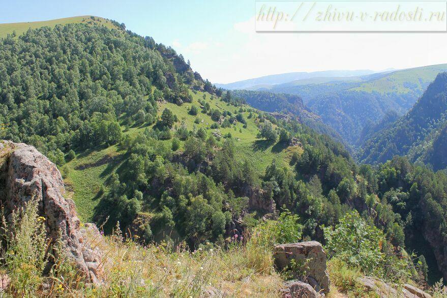 Приэльбрусье, Горы Кавказа, фото