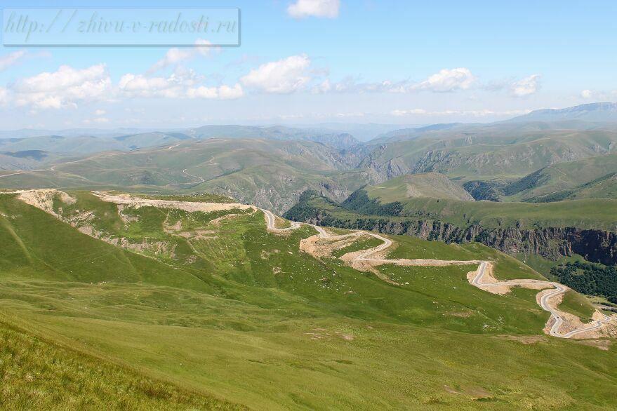 Приэльбрусье, Джилы - Су, Горы Кавказа, фото, Сирх