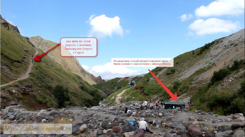 Приэльбрусье, Джилы - Су, Горы Кавказа, фото